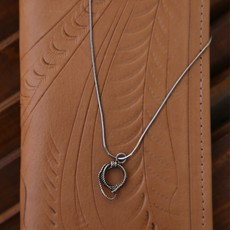 Sterling | Lasso Necklace