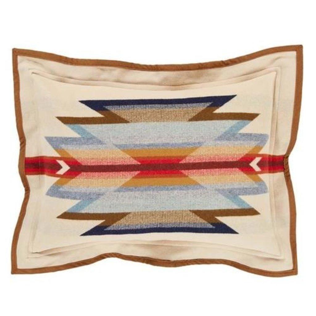 Pendleton Jacquard Pillow Sham Wyeth Trail