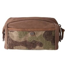Pendleton Travel Pouch in Camo Jacquard