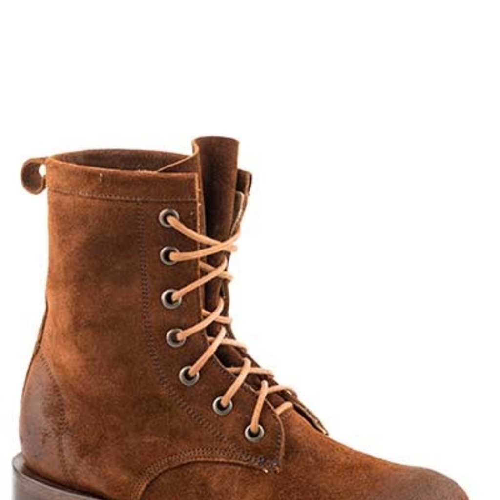 Roper | Brown Suede Boot