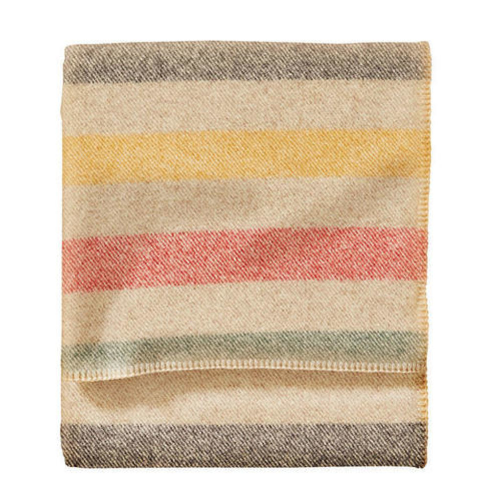 Pendleton Eco-Wise Twin Blanket in Glacier