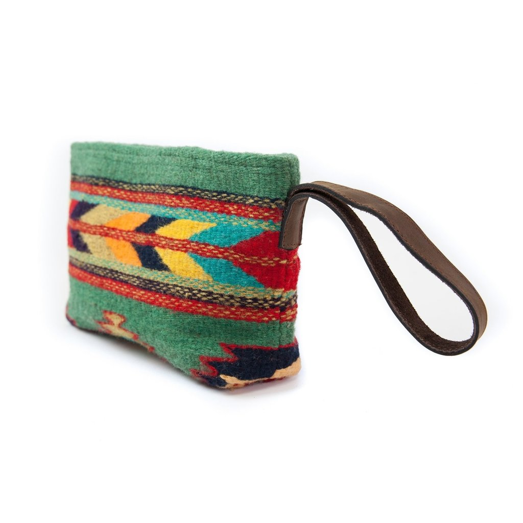 Manos Zapotecas Manos Zapotecas | Sun + Sea Wristlet Clutch