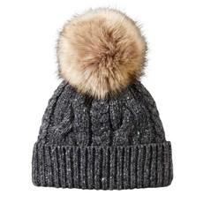 Pendleton Black Cable Hat