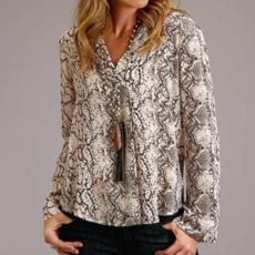 Stetson | Herringbone Twill Shirt