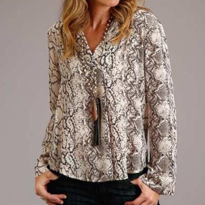 Herringbone Twill L/S Shirt