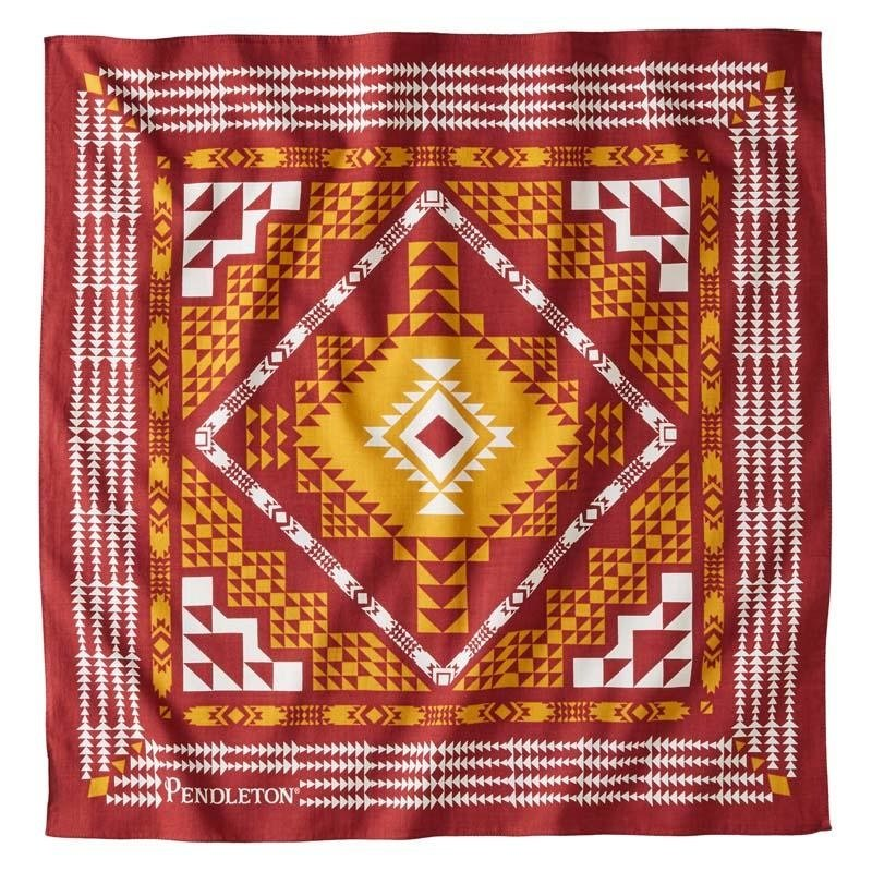 Pendleton Pendleton | Bandana in Pilot Rock Brick