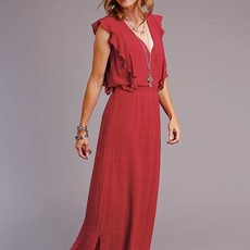 Stetson | Western Red Dress