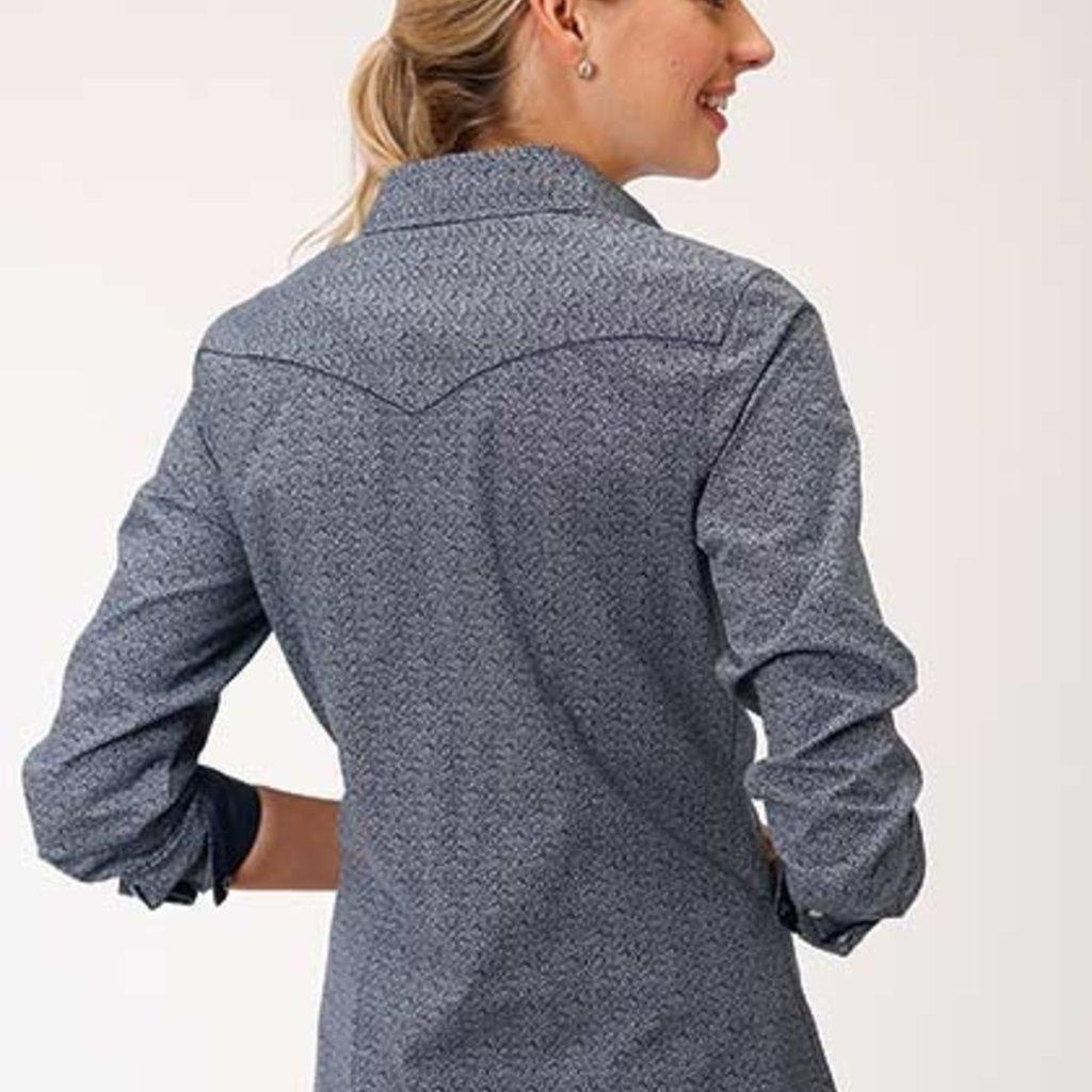 Roper   Aztec Texture Shirt