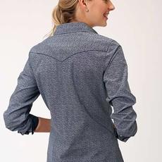 Aztec Texture L/S Shirt