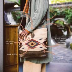 Manos Zapotecas | Flurry Mari Crossbody