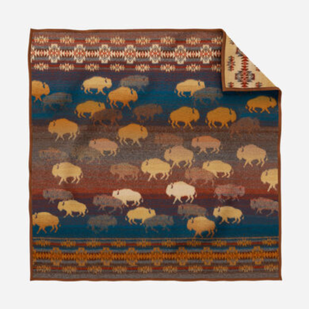 Pendleton Pendleton | Crib Blanket | Prairie Rush Hour