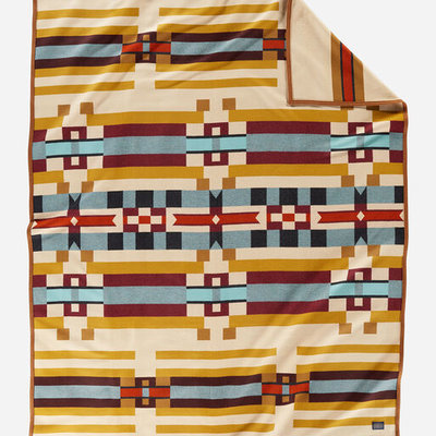 Pendleton Jacquard Blanket, Saddle Mountain