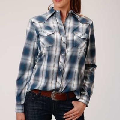 Plaid L/S Shirt