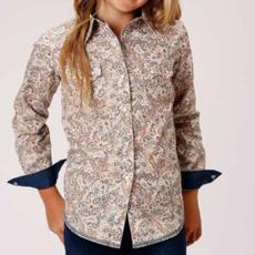 Grand Dad's Paisley L/S Shirt