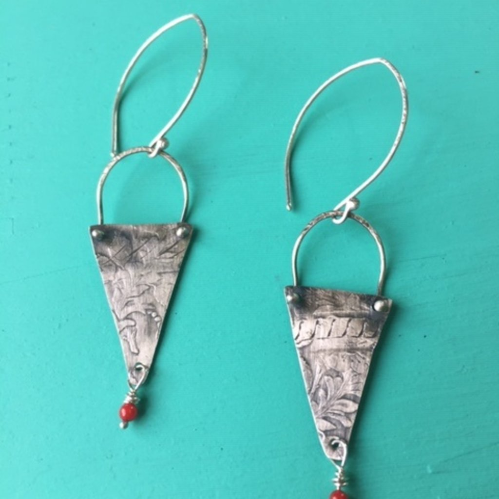 Corral Pennant Earrings