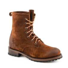 Roper | Brown Suede Boot