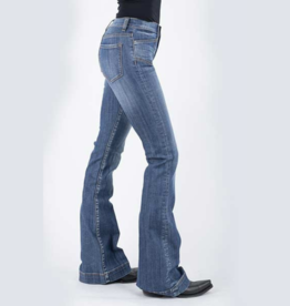 Stetson   High Waist Flare Jeans