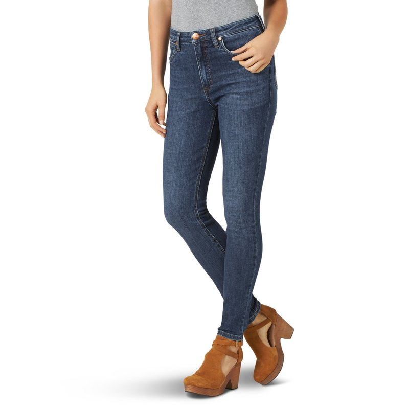 Wrangler | High Rise Skinny Jean