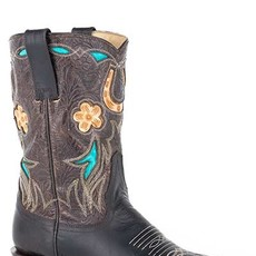 "Stetson | Willa Brown Vamp 10"" Shaft Cowgirl Boot"