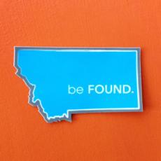 Quipet | Be Found Sticker