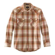 Pendleton Canyon Shirt in Copper Plaid