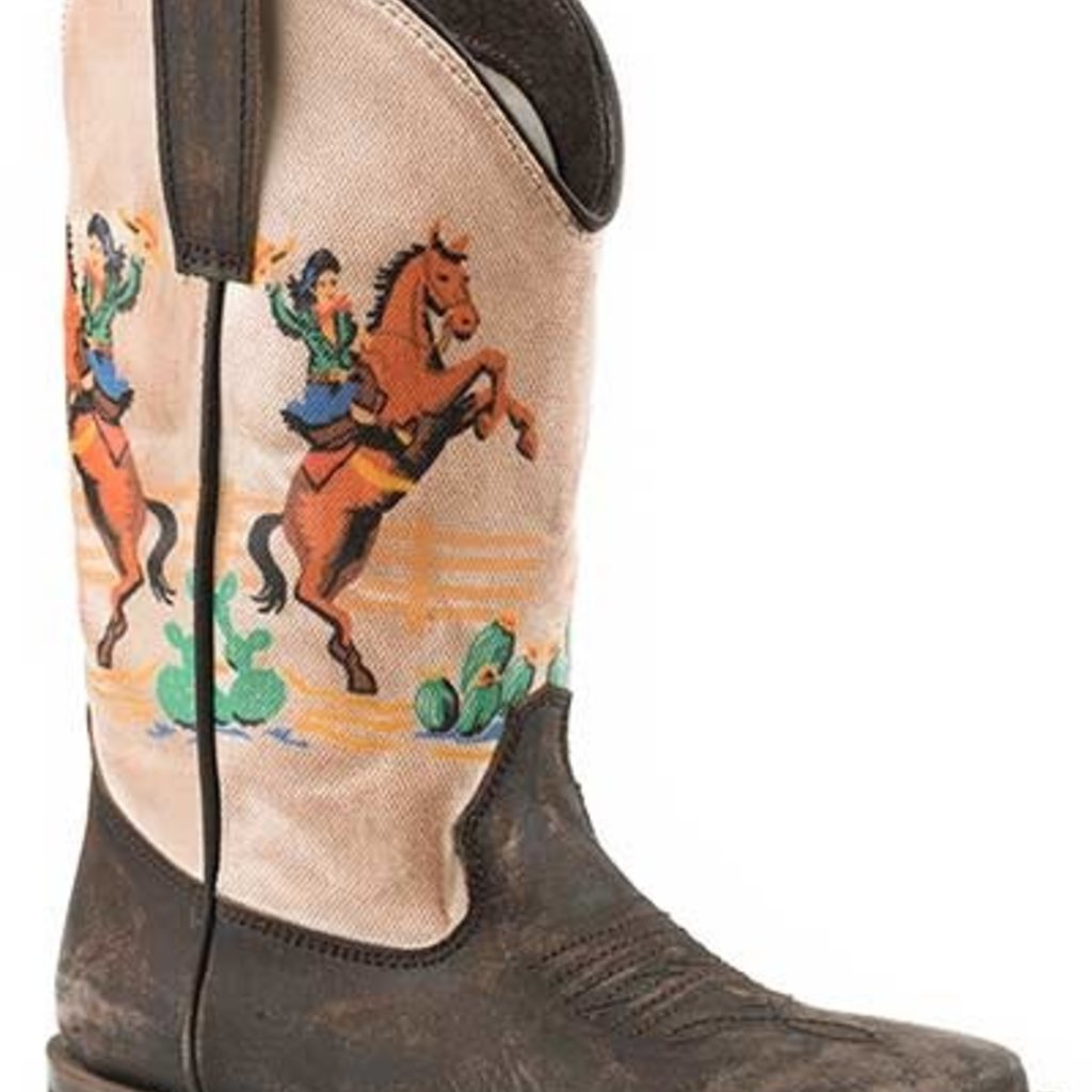Vintage Rodeo Boot