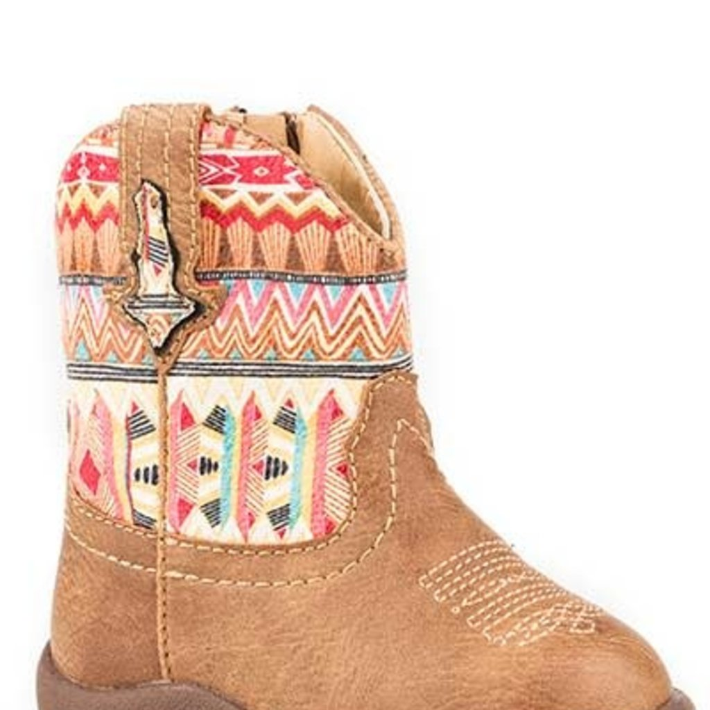 Roper | Cowbabies Azteka Infant Boot