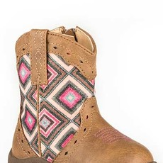 Glittler Geo Infant Boot