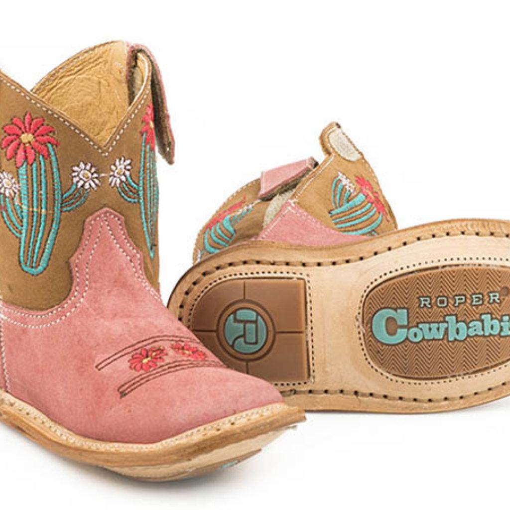 Roper   Cowbabies Cactus Infant Boot