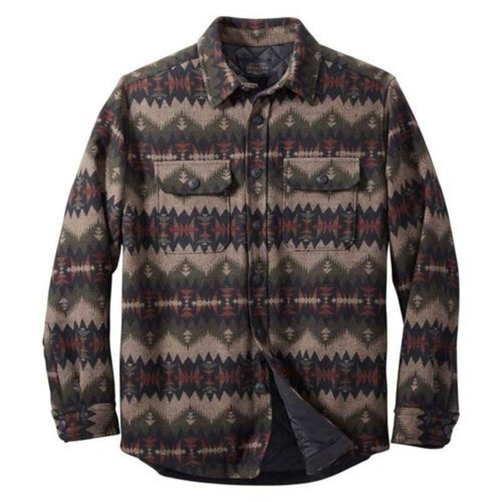 Pendleton Jacquard CPO Jacket in Sonora