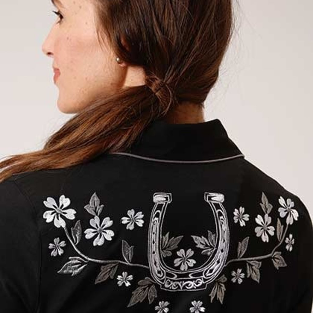 Roper | Old West Collection Embroidered Shirt
