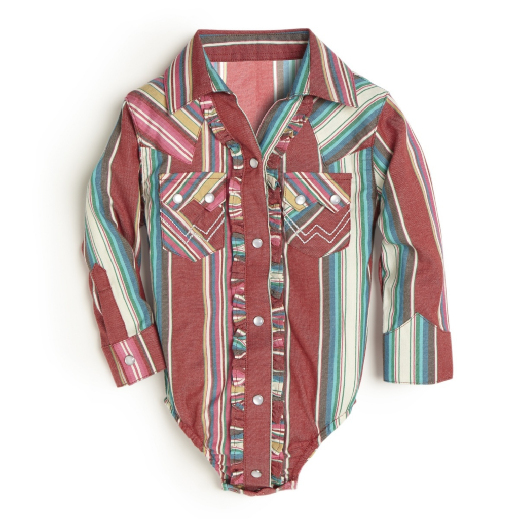 Multi Stripe Body Shirt