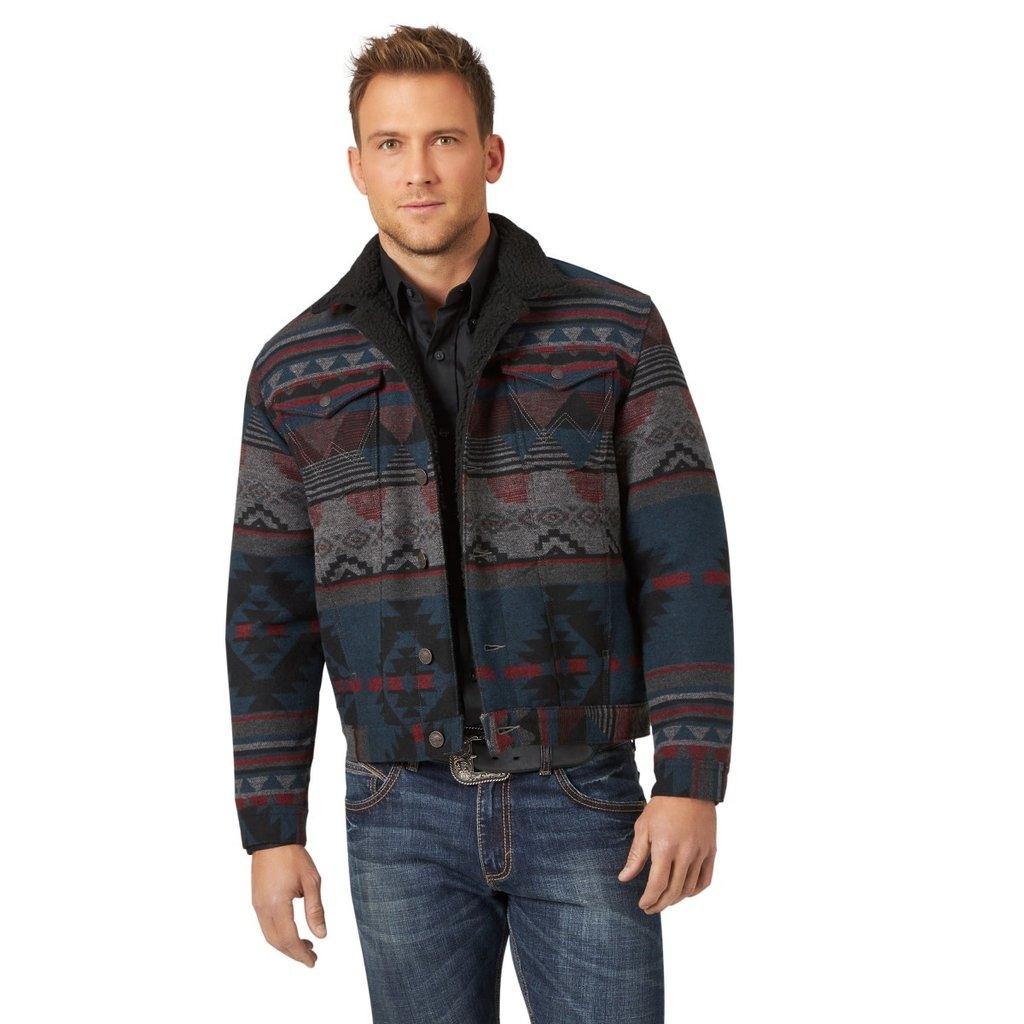 Sherpa Lined Trucker Jacket