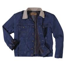 Wrangler | Blanket Lined Denim Jacket