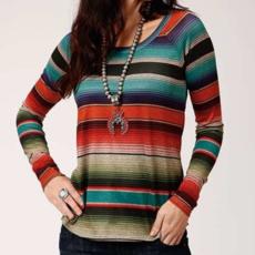 Roper   Knit Sweater Scoop Neck