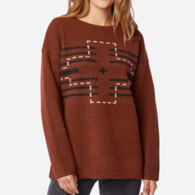 Pendleton Pendleton | Drop Shoulder Pullover Sweater