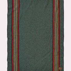 Pendleton Yakima Throw in Green Heather