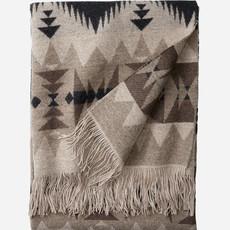 Pendleton Pendleton | Jacquard Fringed Throw Blanket | Sonora