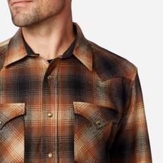 Pendleton Pendleton | Canyon Shirt | Brown Ombre