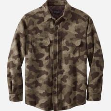 Pendleton Pendleton | Camo CPO Jacket in Camo Jacquard