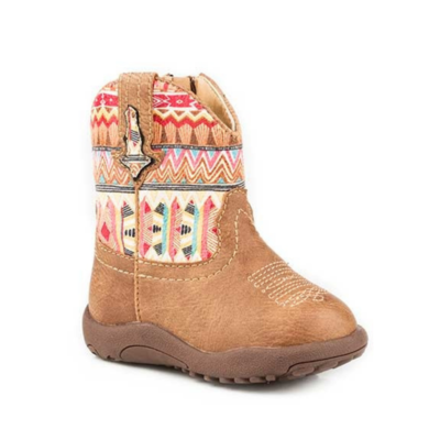 Roper | Cowbabies Azteka Infant Boot