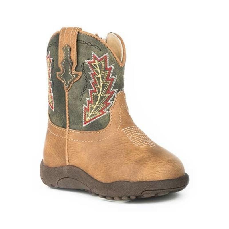 Roper   Arrowheads Infant Boot