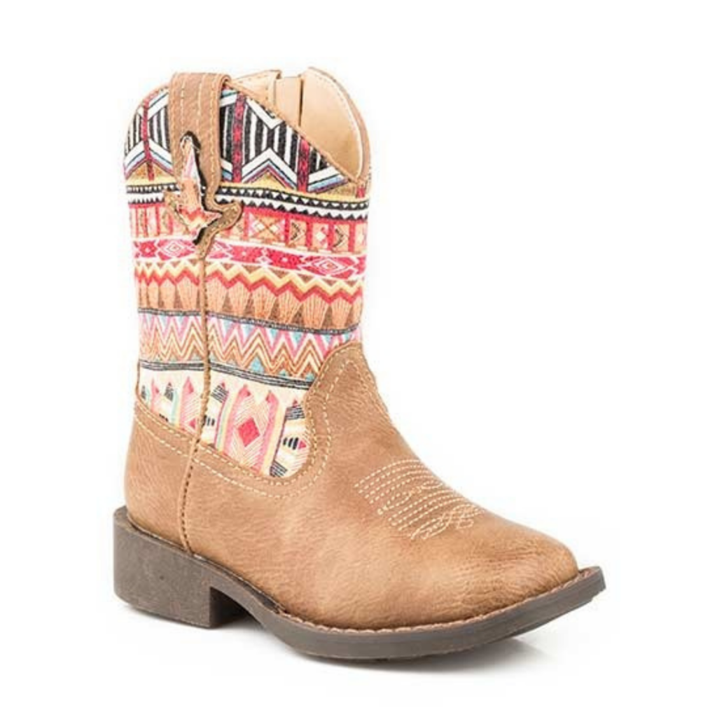 Roper | Azteka Toddler Boot