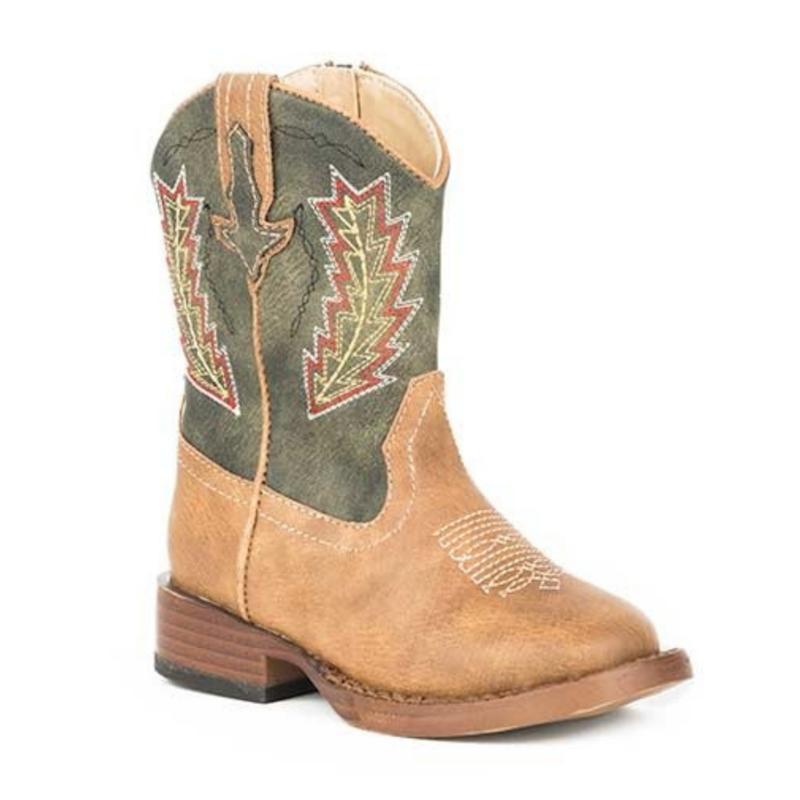 Roper   Arrowheads Toddler Boot