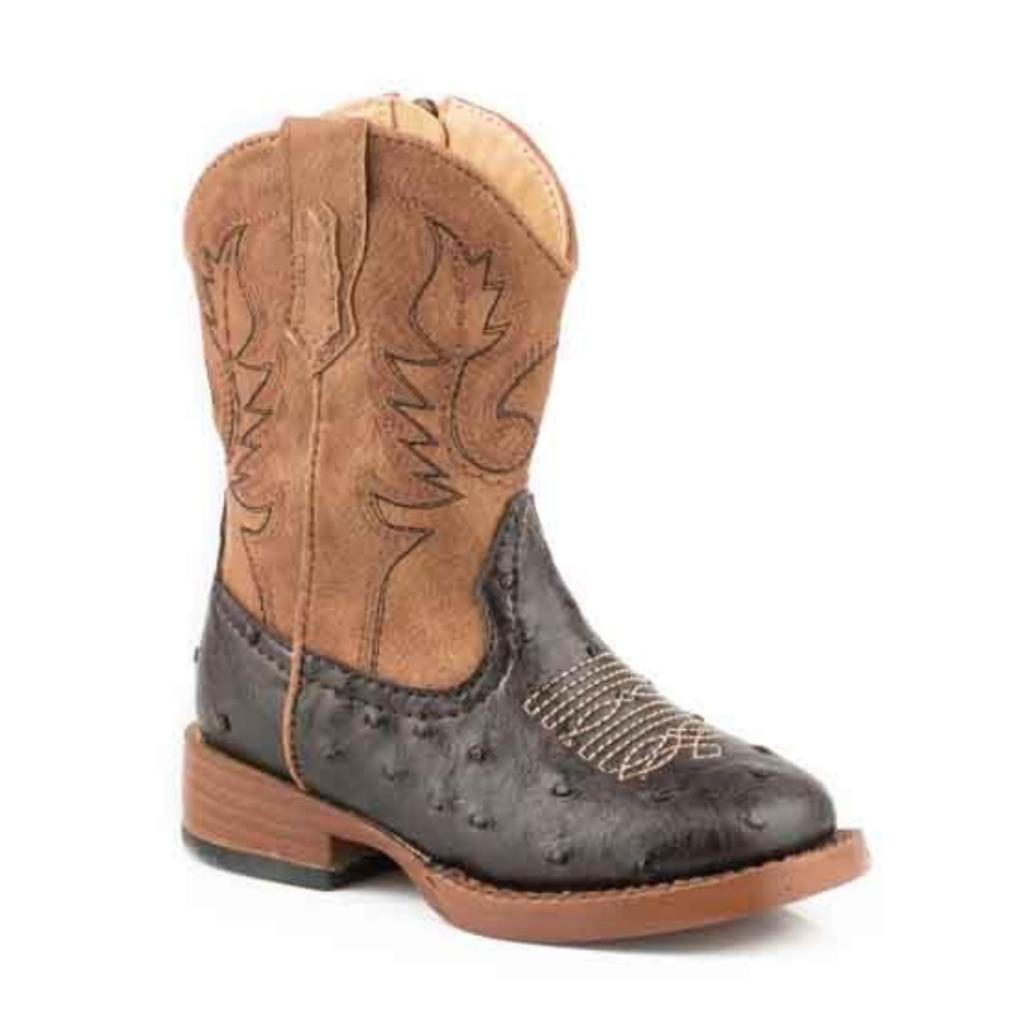 Roper | Cowboy Cool Toddler Boot