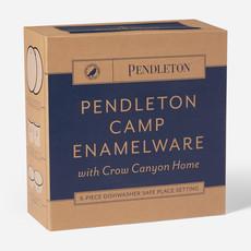 Pendleton Pendleton   Enamelware   Set of 2, Camp Ivory