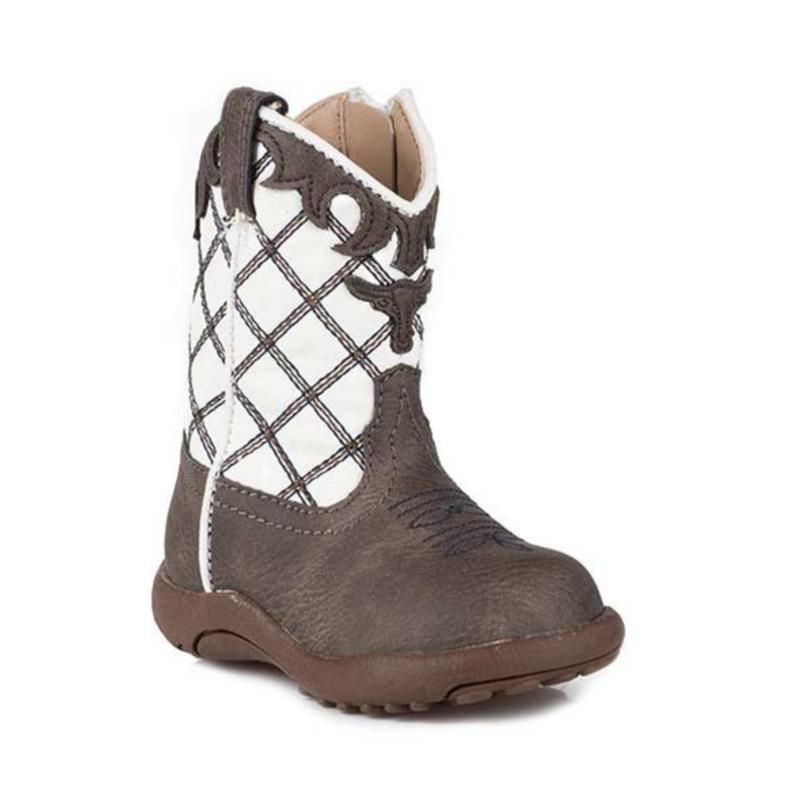 Roper   Steerhead Infant Boot