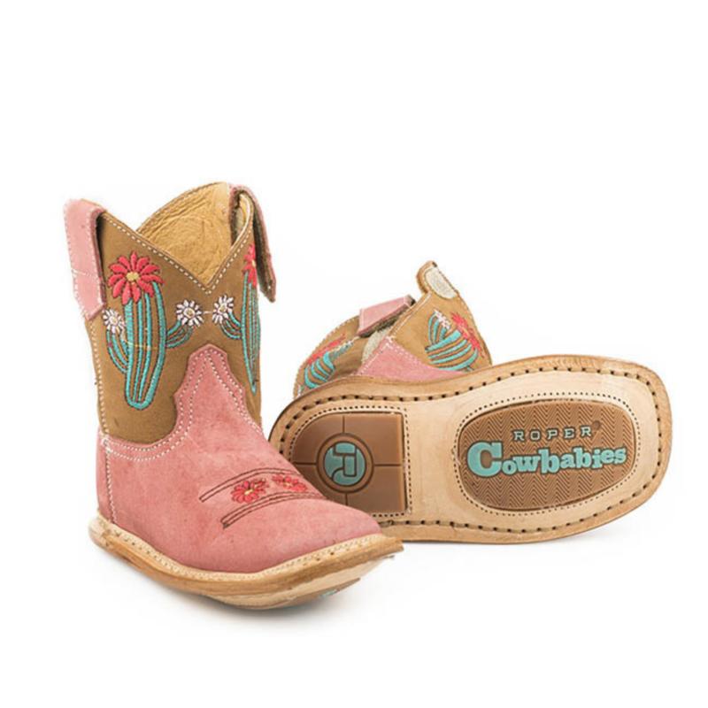 Roper   Cactus Infant Boot