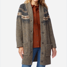 Pendleton Donegal Knit Cardigan