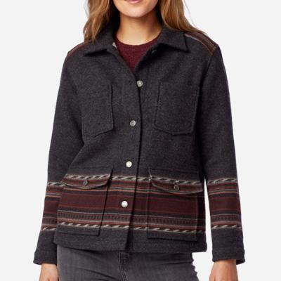 Pendleton Western Horizons Wool Coat